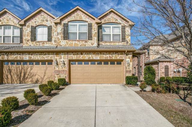 880 Merino Drive, Allen, TX 75013 (MLS #14270353) :: The Kimberly Davis Group
