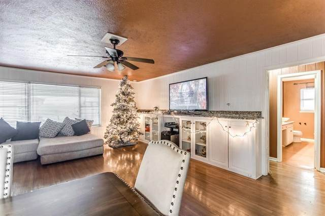 112 N Forest Hill Drive, Everman, TX 76140 (MLS #14270488) :: All Cities USA Realty