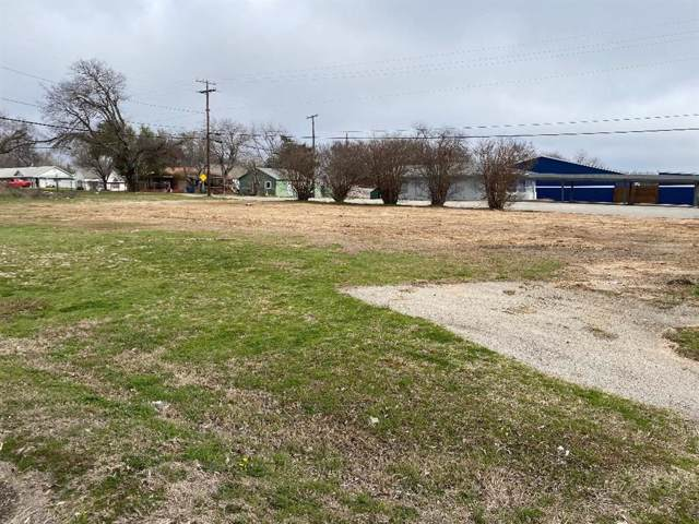 1701 W Morton Street, Denison, TX 75020 (MLS #14270501) :: The Kimberly Davis Group