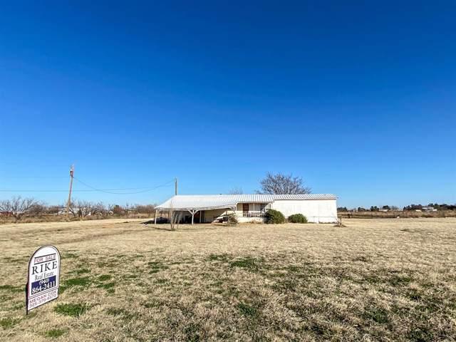 516 N Vivian, Aspermont, TX 79502 (MLS #14270514) :: Frankie Arthur Real Estate