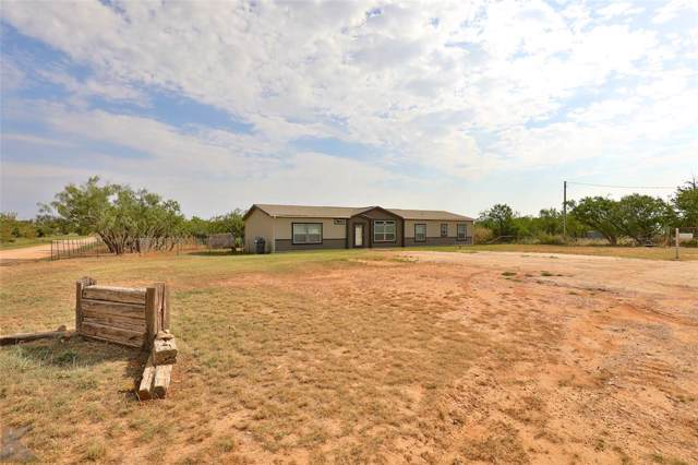 1222 23rd Street, Anson, TX 79501 (MLS #14270533) :: Post Oak Realty