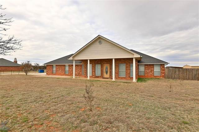 3174 A Hwy 83-84, Tuscola, TX 79562 (MLS #14270582) :: Ann Carr Real Estate