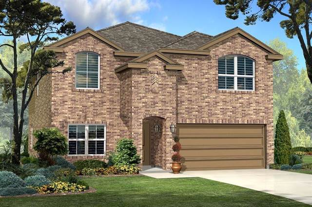 8037 Muddy Creek Drive, Fort Worth, TX 76131 (MLS #14270592) :: Caine Premier Properties