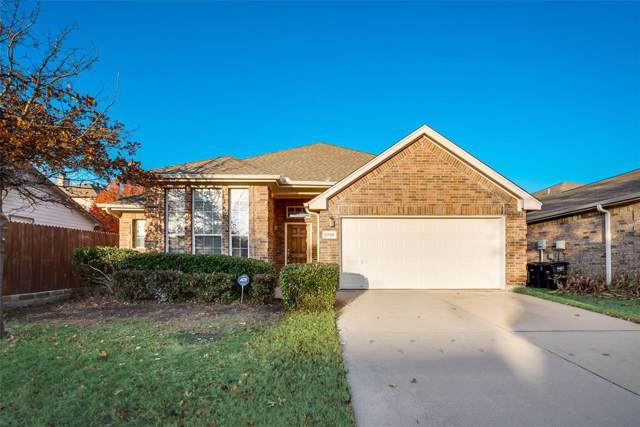 2709 Red Wolf Drive, Fort Worth, TX 76244 (MLS #14270632) :: Tenesha Lusk Realty Group