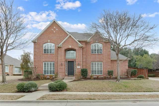 916 Cross Plains Drive, Allen, TX 75013 (MLS #14270645) :: The Kimberly Davis Group