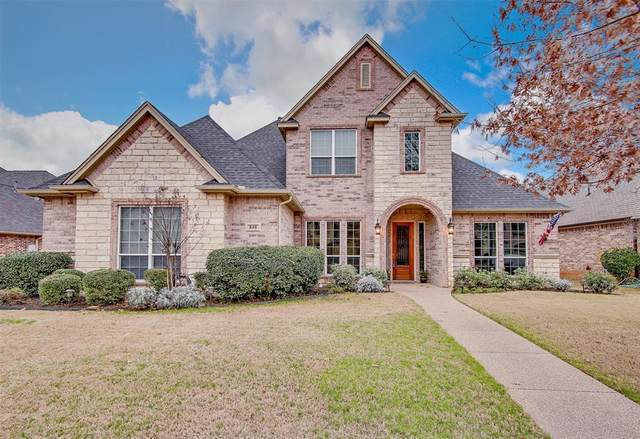 848 Thomas Crossing Drive, Fort Worth, TX 76028 (MLS #14270648) :: Potts Realty Group