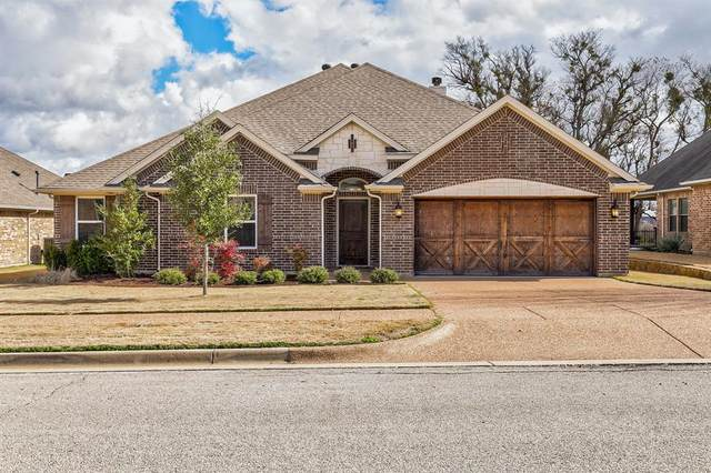 1022 Burkburnett Drive, Weatherford, TX 76087 (MLS #14270697) :: Team Hodnett
