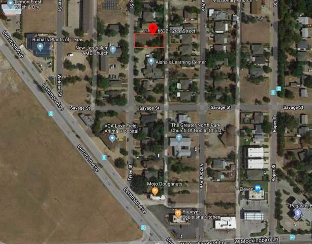 6622 Tyree Street, Dallas, TX 75209 (MLS #14270796) :: Century 21 Judge Fite Company