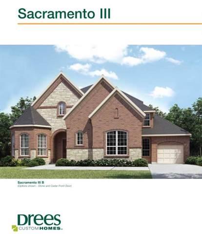 3871 Pepper Grass Lane, Prosper, TX 75078 (MLS #14270848) :: Potts Realty Group
