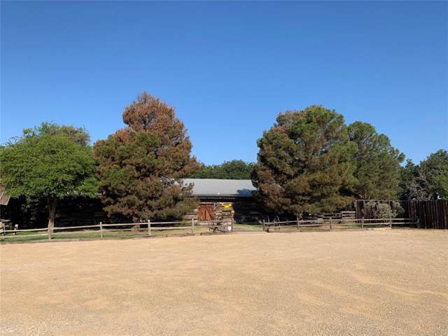 364 Cr 154, Tuscola, TX 79562 (MLS #14270939) :: Ann Carr Real Estate