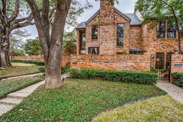 4354 Westside Drive, Highland Park, TX 75209 (MLS #14270977) :: Vibrant Real Estate