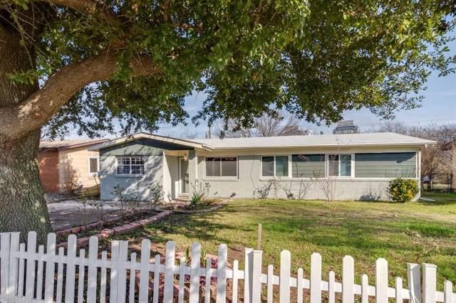 6283 Truman Drive, Fort Worth, TX 76112 (MLS #14271082) :: Potts Realty Group