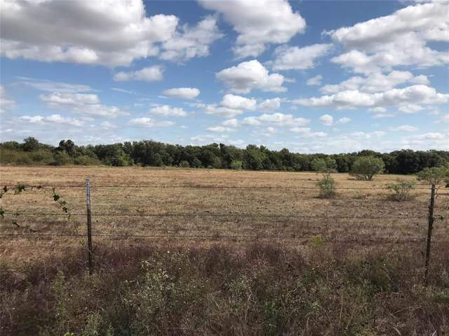 Lot #2 Whitt Cuttoff Road, Perrin, TX 76486 (MLS #14271111) :: EXIT Realty Elite