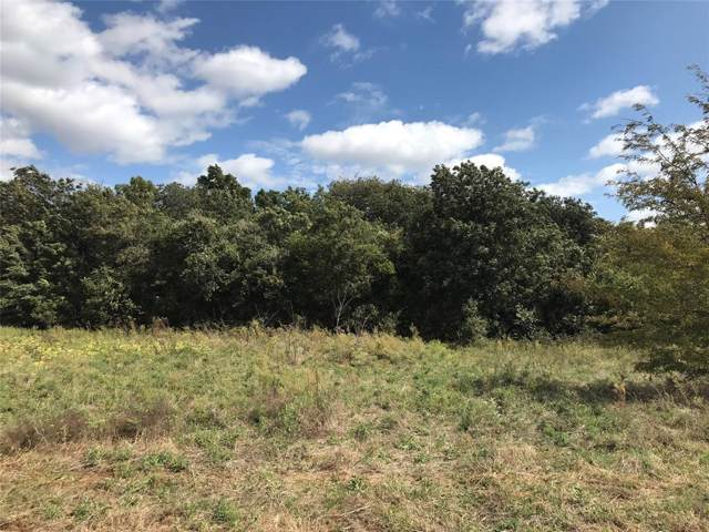 Lot #4 Whitt Cuttoff Rd Road, Weatherford, TX 79490 (MLS #14271118) :: The Hornburg Real Estate Group