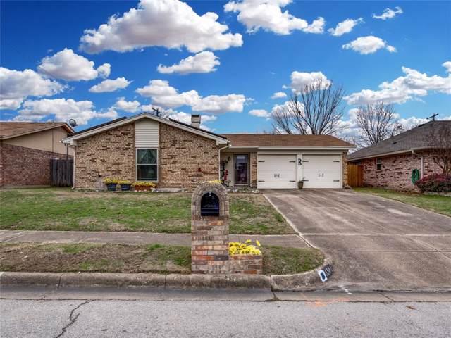 6544 Stardust Drive S, Watauga, TX 76148 (MLS #14271184) :: Tenesha Lusk Realty Group