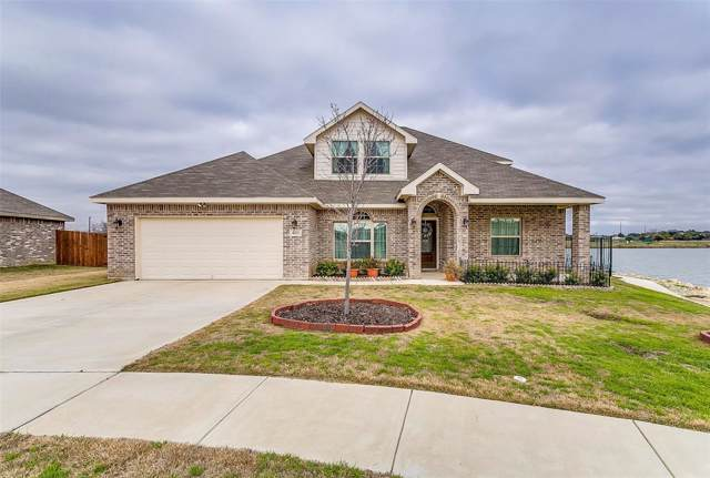 401 Hummingbird Trail, Crowley, TX 76036 (MLS #14271209) :: The Mitchell Group