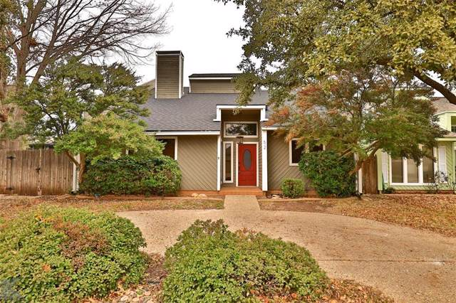 52 Harbour Town Street, Abilene, TX 79606 (MLS #14271211) :: The Chad Smith Team