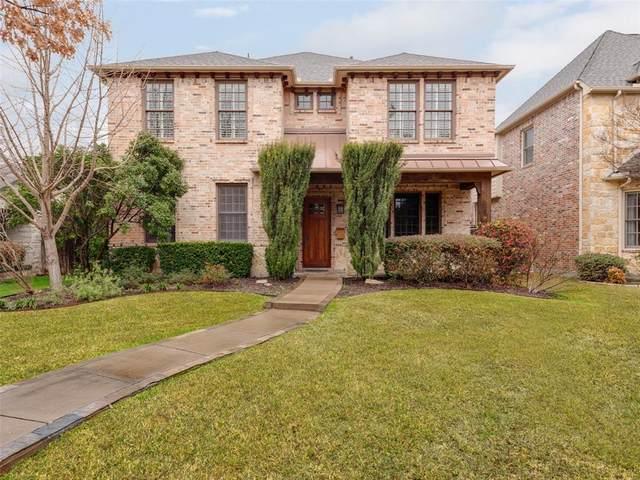 2624 Milton Avenue, University Park, TX 75205 (MLS #14271253) :: The Kimberly Davis Group