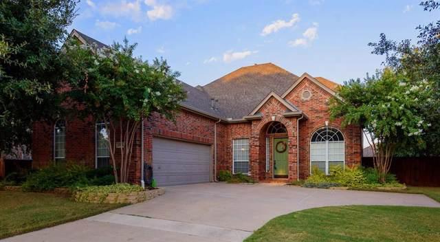 3318 Brampton Drive, Corinth, TX 76210 (MLS #14271284) :: Team Tiller