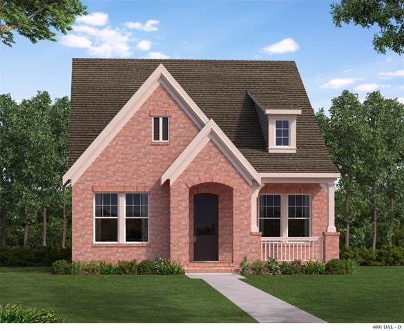 7520 Stanhope Street, Mckinney, TX 75071 (MLS #14271323) :: The Good Home Team