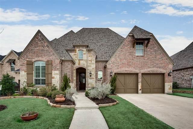 6108 Prairie Brush Trail, Northlake, TX 76226 (MLS #14271519) :: The Real Estate Station