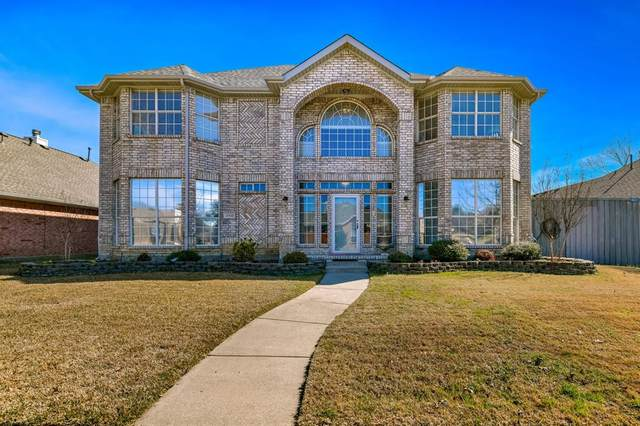 3708 Muirfield Drive, Carrollton, TX 75007 (MLS #14271572) :: Potts Realty Group