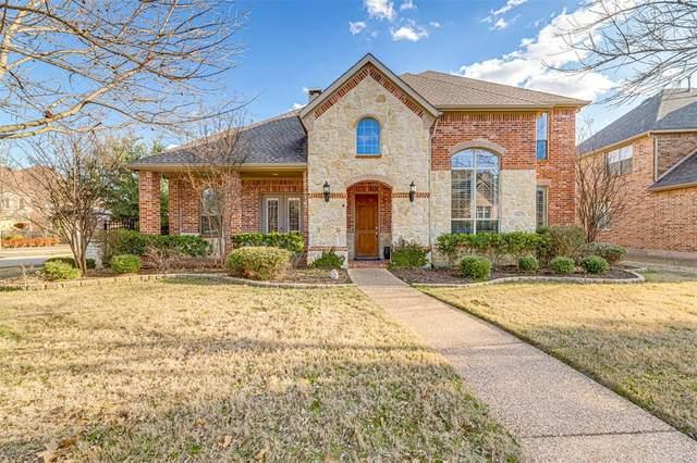 915 Lairds Lane, Allen, TX 75013 (MLS #14271587) :: All Cities Realty