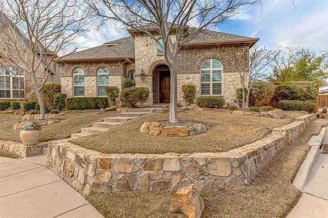 852 Veneto Drive, Allen, TX 75013 (MLS #14271589) :: All Cities Realty