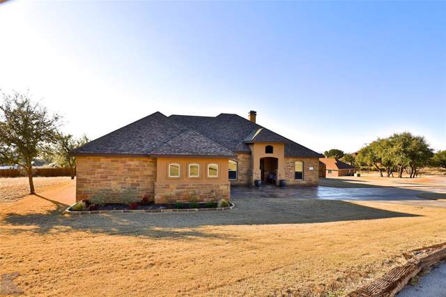 109 Benton Drive, Tuscola, TX 79562 (MLS #14271681) :: Ann Carr Real Estate