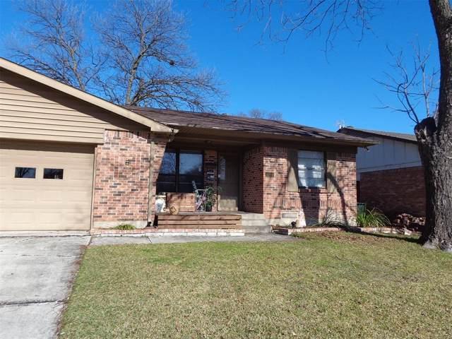 4009 Sweetbriar Drive, Garland, TX 75042 (MLS #14271697) :: The Chad Smith Team