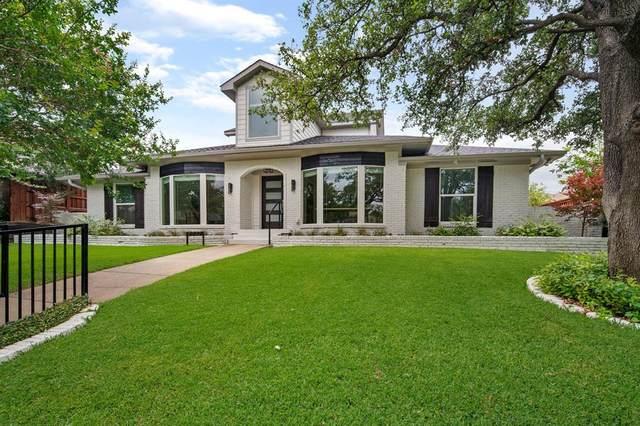 9202 Whitehurst Drive, Dallas, TX 75243 (MLS #14271779) :: Trinity Premier Properties