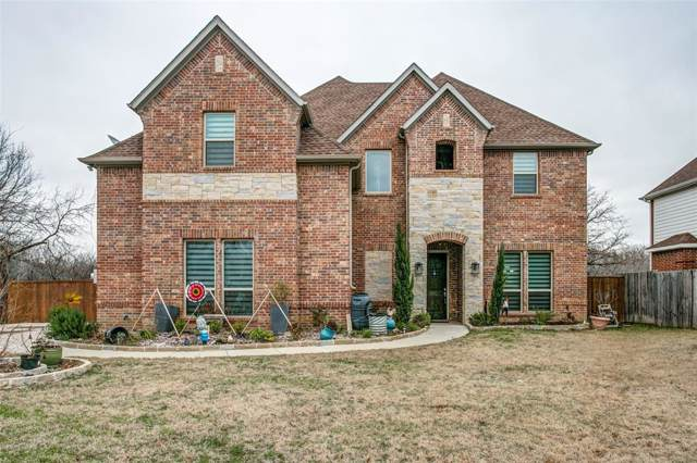 4800 Bayberry Street, Flower Mound, TX 75028 (MLS #14272000) :: Real Estate By Design
