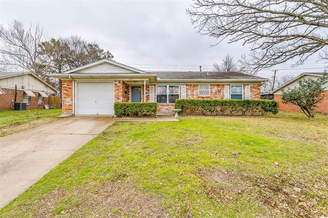 5829 Westhaven Drive, Fort Worth, TX 76132 (MLS #14272020) :: Potts Realty Group