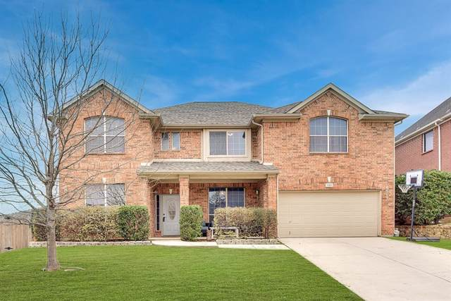 1101 Linden Drive, Burleson, TX 76028 (MLS #14272094) :: The Mitchell Group