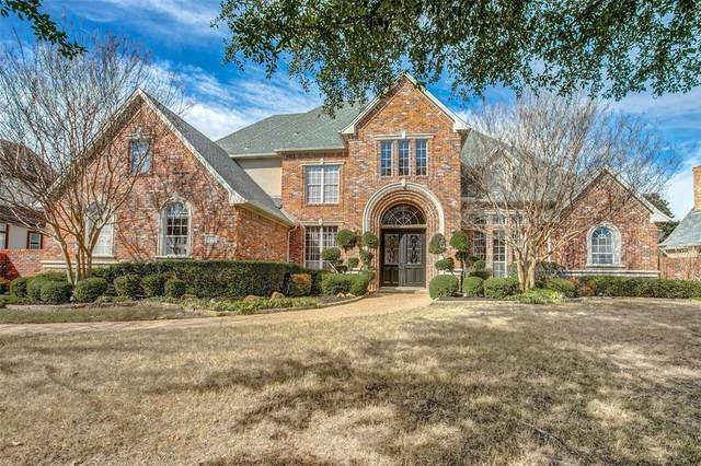 616 Aberdeen Way, Southlake, TX 76092 (MLS #14272127) :: All Cities Realty