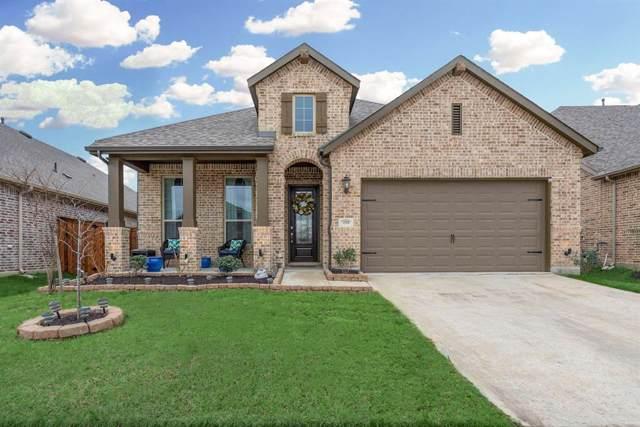 1508 Eclipse Road, Aubrey, TX 76227 (MLS #14272149) :: Real Estate By Design