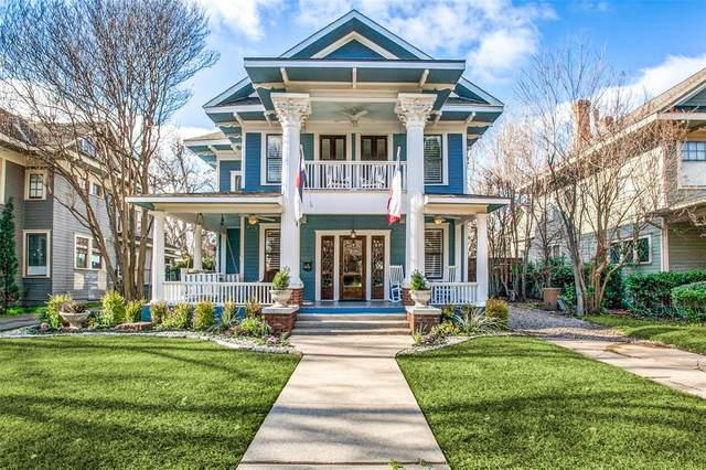 5111 Worth Street, Dallas, TX 75214 (MLS #14272156) :: Caine Premier Properties