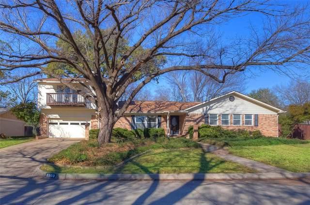 6900 Bal Lake Drive, Fort Worth, TX 76116 (MLS #14272258) :: The Tierny Jordan Network