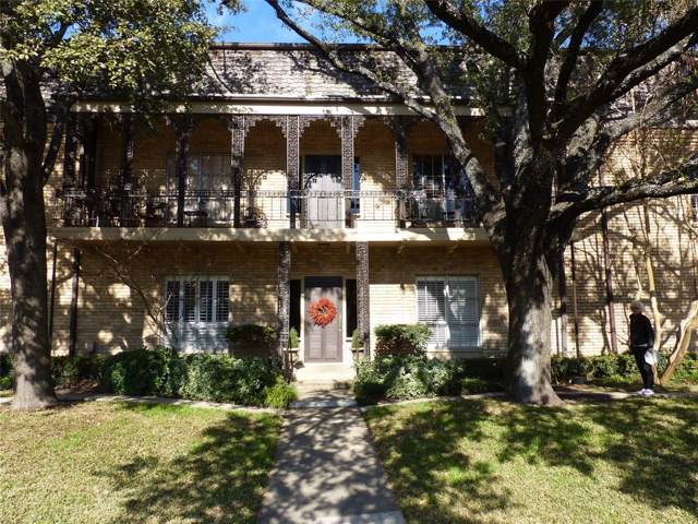 4312 Bellaire Drive S #203, Fort Worth, TX 76109 (MLS #14272374) :: The Heyl Group at Keller Williams