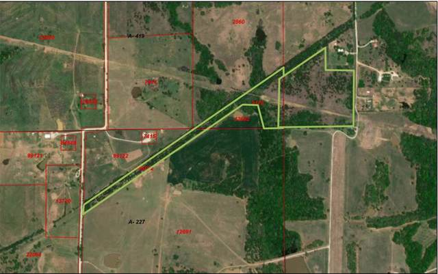 37+ AC Club Lake Road, Whitesboro, TX 76273 (MLS #14272395) :: Robbins Real Estate Group