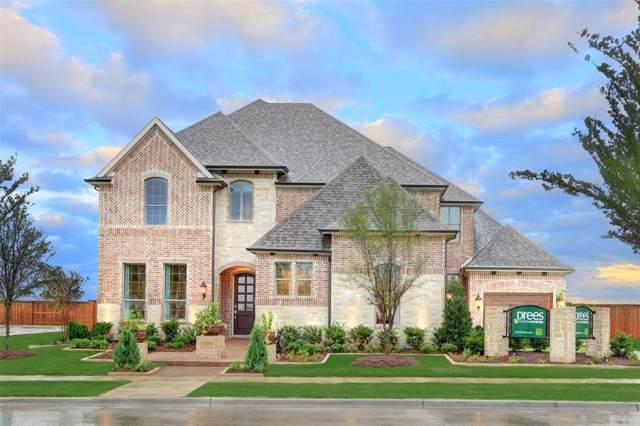 4450 Acacia Parkway, Prosper, TX 75078 (MLS #14272452) :: Caine Premier Properties