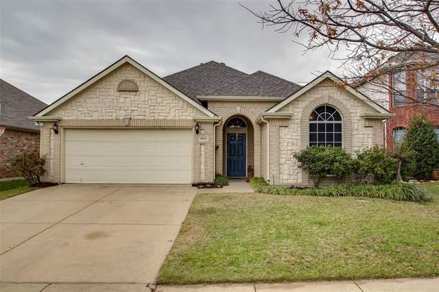 9909 Appletree Way, Fort Worth, TX 76244 (MLS #14272494) :: SubZero Realty
