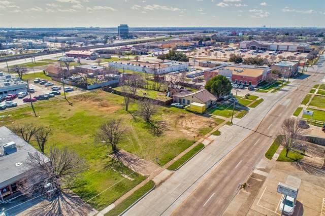 813 Dalworth Street, Grand Prairie, TX 75050 (MLS #14272513) :: Ann Carr Real Estate
