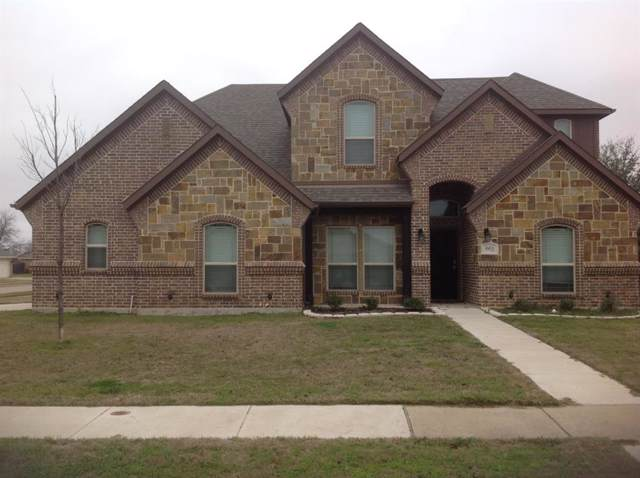 601 Hummingbird Trail, Crowley, TX 76036 (MLS #14272527) :: The Mitchell Group
