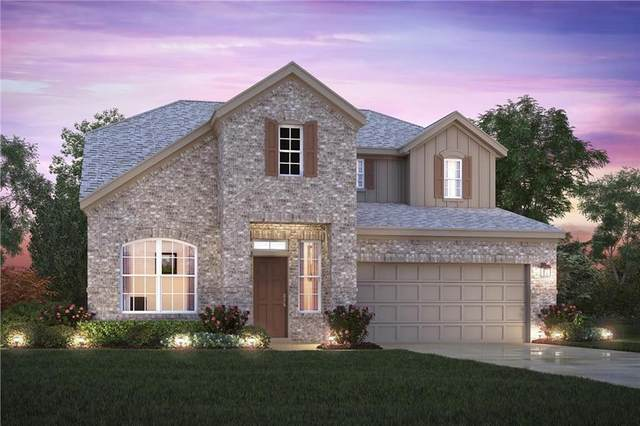 910 Pheasant Way, Prosper, TX 75078 (MLS #14272536) :: The Kimberly Davis Group