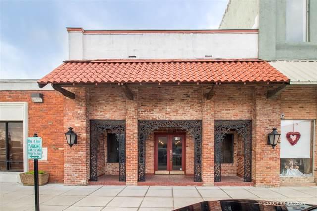 118 E Main Street, Forney, TX 75126 (MLS #14272546) :: RE/MAX Landmark