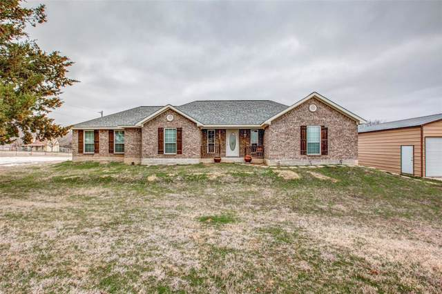 11415 County Road 1015, Crowley, TX 76036 (MLS #14272554) :: The Mitchell Group