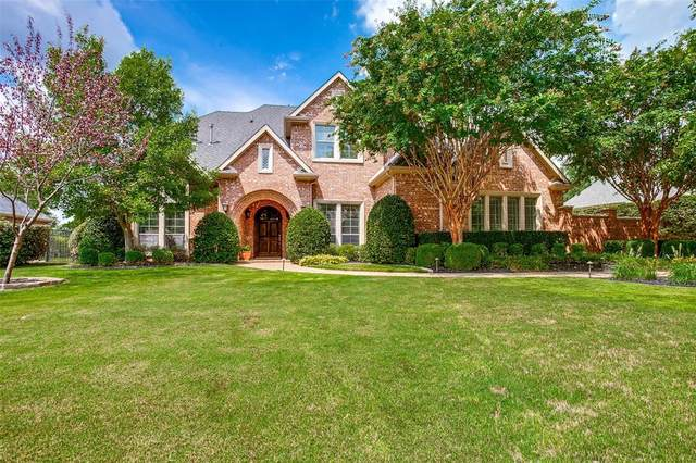 1222 Strathmore Drive, Southlake, TX 76092 (MLS #14272600) :: The Mitchell Group