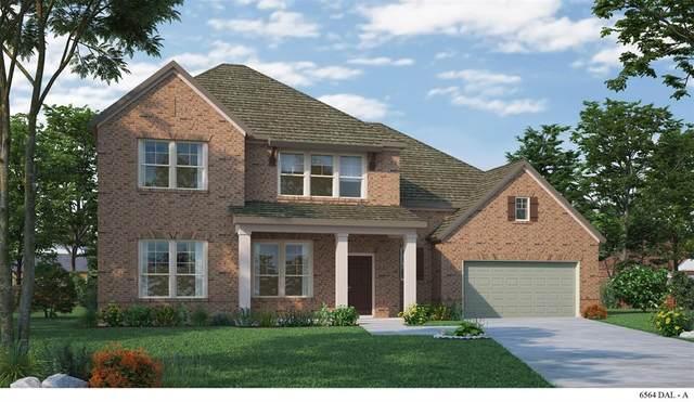 1201 11th Street, Argyle, TX 76226 (MLS #14272606) :: Frankie Arthur Real Estate