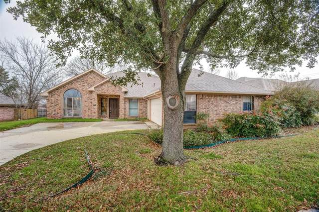 4036 Dorris Road, Irving, TX 75038 (MLS #14272608) :: Caine Premier Properties